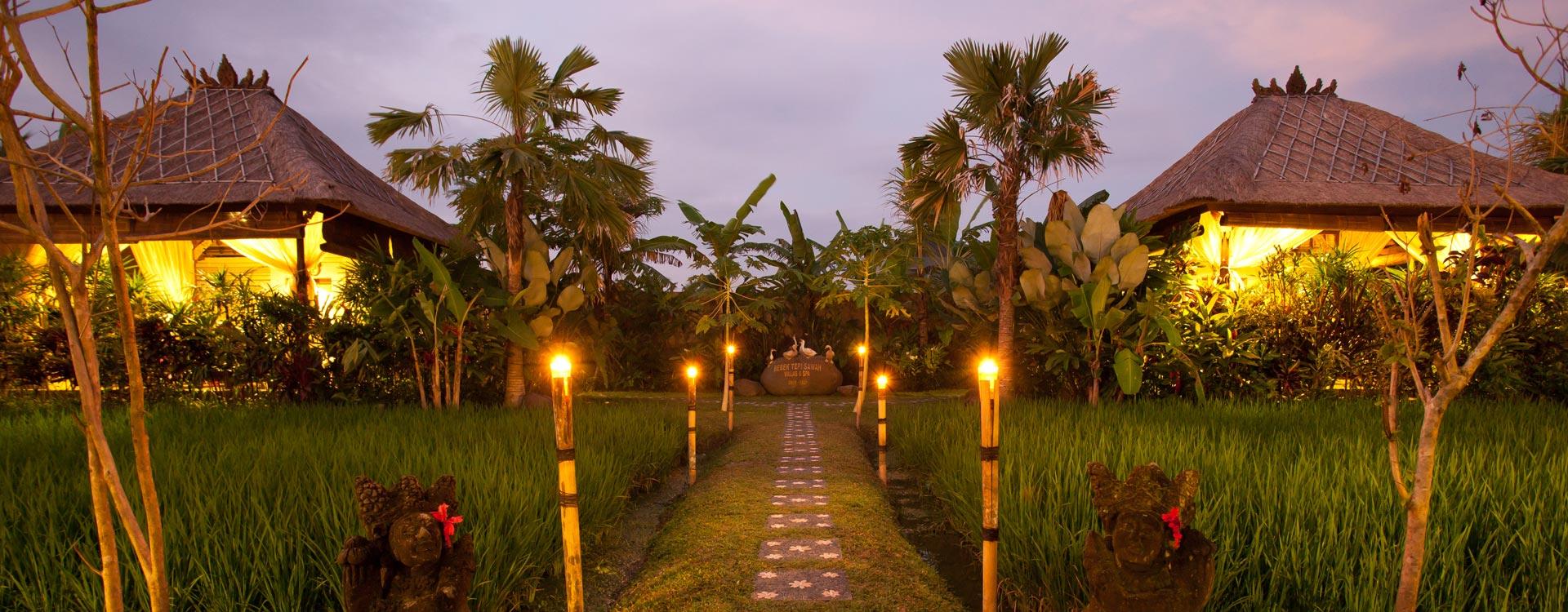 Bebek Tepi Sawah Restaurant And Villas Spa
